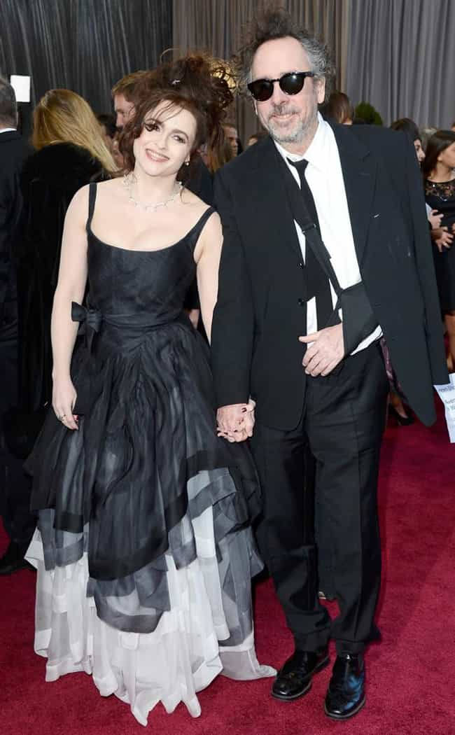 Helena Bonham Carter and Tim B... is listed (or ranked) 2 on the list Celebrity Breakups 2014