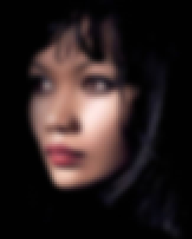Close Up Shot of Bic Runga is listed (or ranked) 1 on the list Hottest Bic Runga Photos