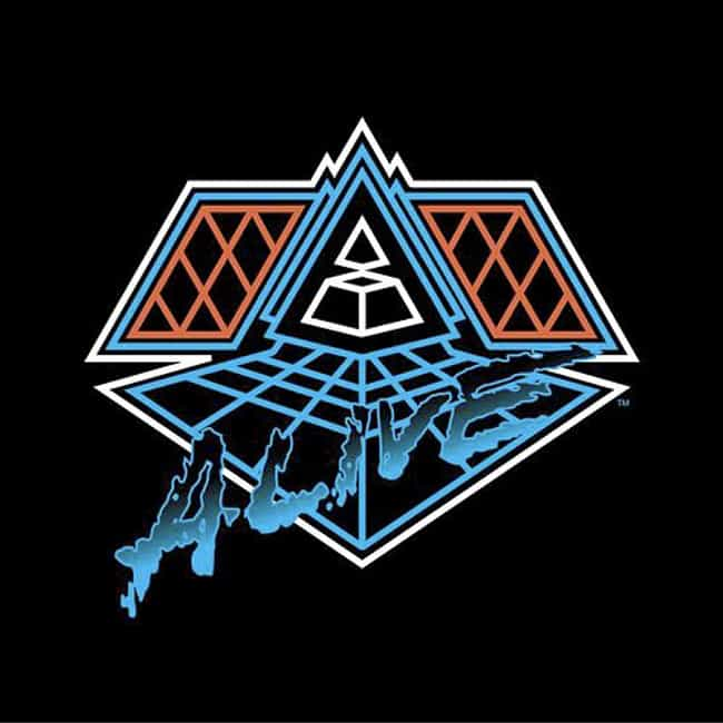 Alive 2007 is listed (or ranked) 4 on the list The Best Daft Punk Albums of All Time