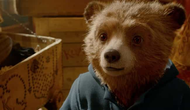 A Young Bear Who Needs O... is listed (or ranked) 2 on the list Paddington Movie Quotes