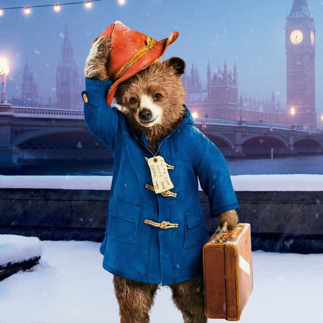 Hand Over the Bear is listed (or ranked) 3 on the list Paddington Movie Quotes