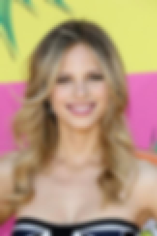 Halston Sage in a Strapless To... is listed (or ranked) 4 on the list Hottest Halston Sage Photos