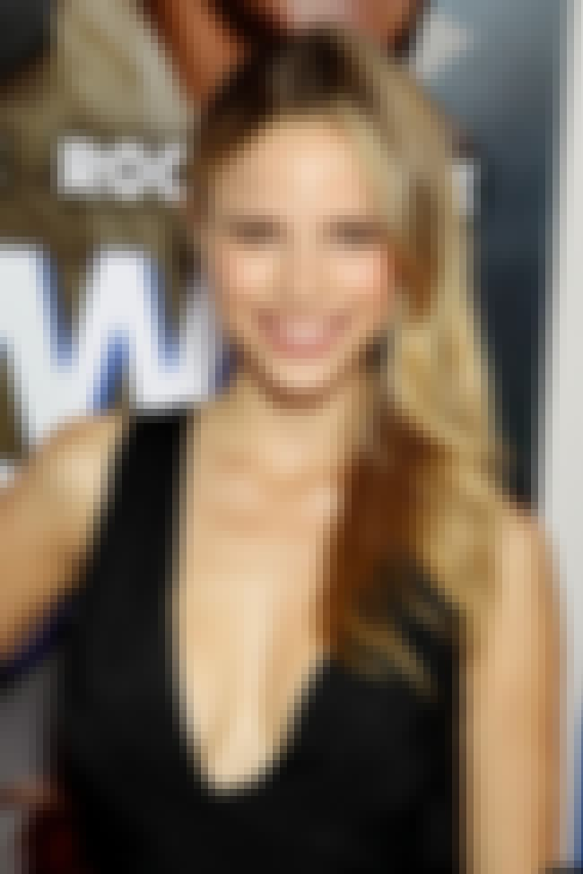 Halston Sage in a Black Dress is listed (or ranked) 1 on the list Hottest Halston Sage Photos