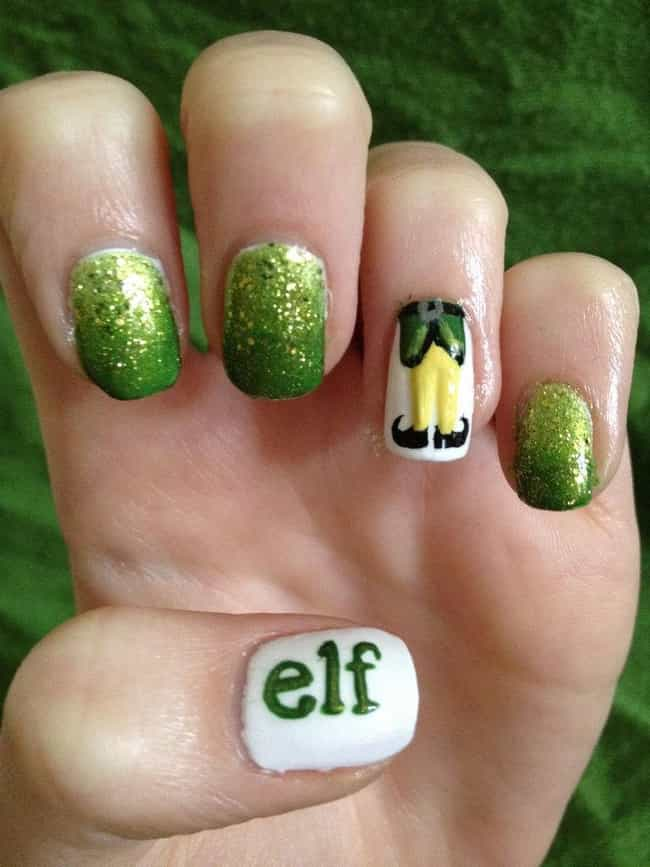 34 Festive Nail Art Designs to Get You in the Holiday Spirit | WWLI-FM