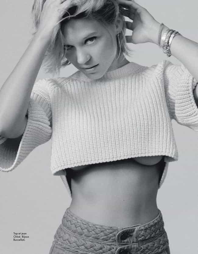 Hottest Léa Seydoux Photos