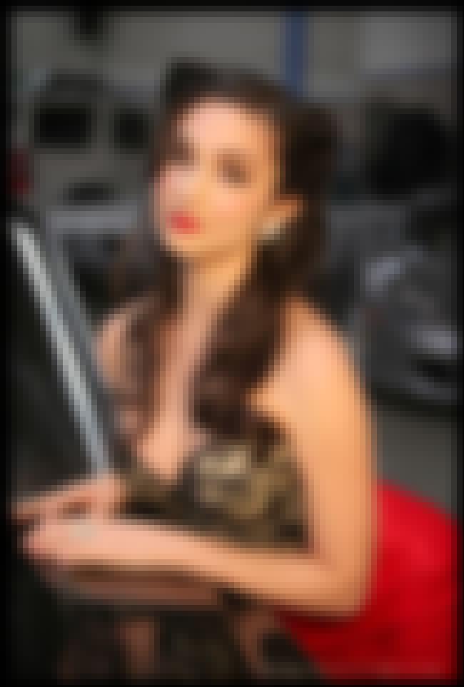 Molly Ephraim in a Red Skirt is listed (or ranked) 4 on the list Hottest Molly Ephraim Photos