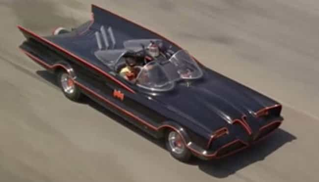 1966 TV Series Batmobile is listed (or ranked) 4 on the list The Best Batmobiles of All Time