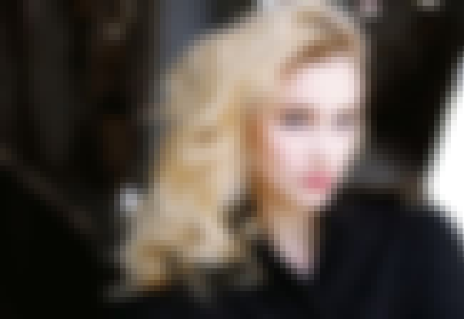 Sarah Gadon in a Black Sweater is listed (or ranked) 4 on the list Hottest Sarah Gadon Photos