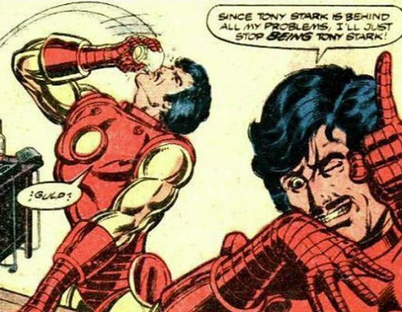 Bourbon is listed (or ranked) 4 on the list The Best of Iron Man's Many Girlfriends and Lovers