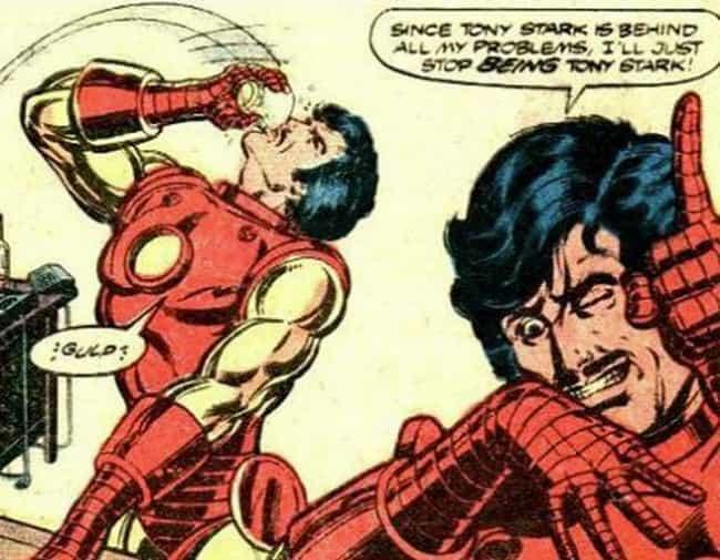 Risultati immagini per iron man comic