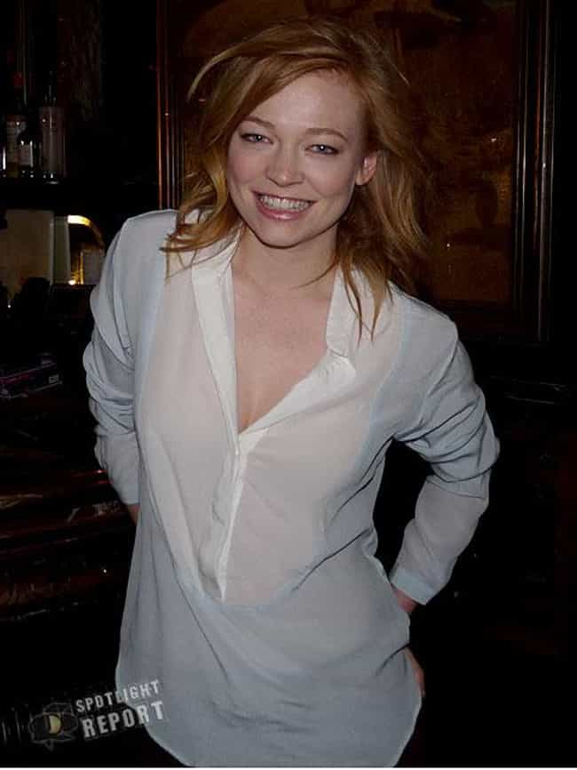 Sarah Snook in a White Blouse is listed (or ranked) 3 on the list The Most Stunning Sarah Snook Photos