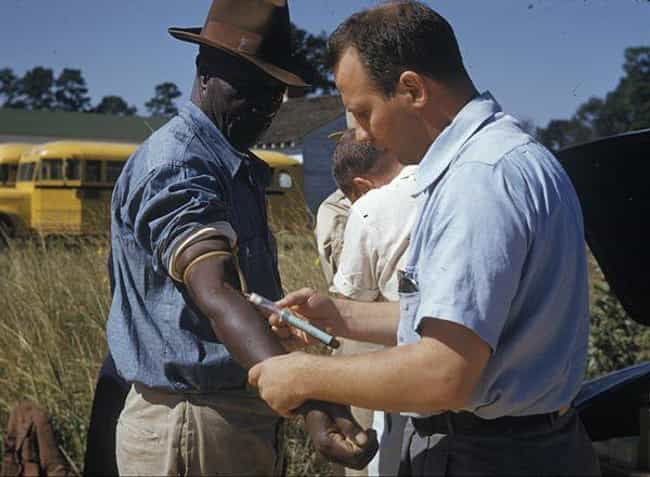 The Tuskegee Experiment is listed (or ranked) 7 on the list Conspiracy Theories That Turned Out To Be True