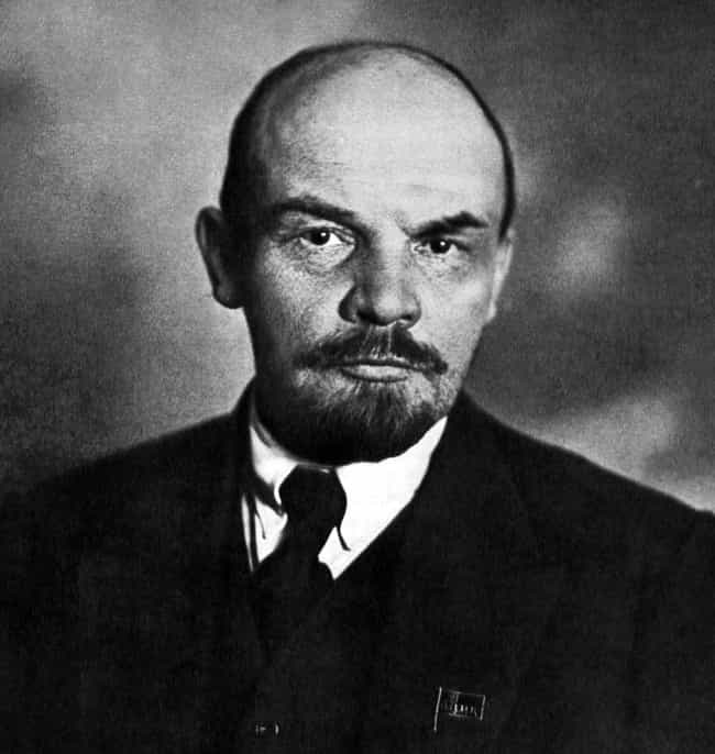 Lenin Returns to Russia is listed (or ranked) 3 on the list Conspiracy Theories That Turned Out To Be True