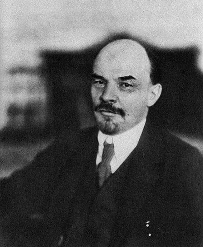 Lenin Returns to Russia ... is listed (or ranked) 3 on the list Conspiracy Theories That Turned Out To Be True