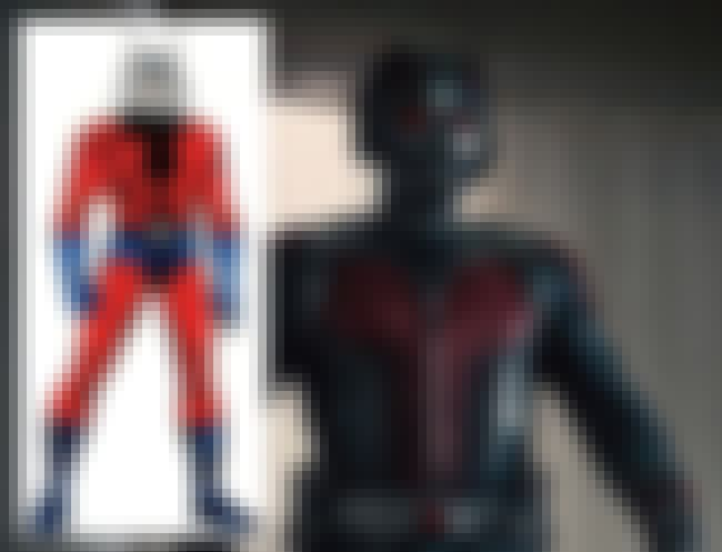 The Costume Is 10 Times Better... is listed (or ranked) 3 on the list 12 Reasons to Be Excited About Ant-Man