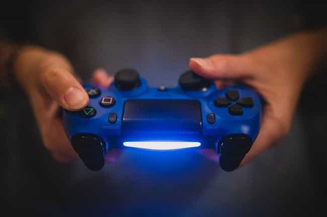 Playstation 4 is listed (or ranked) 5 on the list The Best Video Game System Controllers Ever
