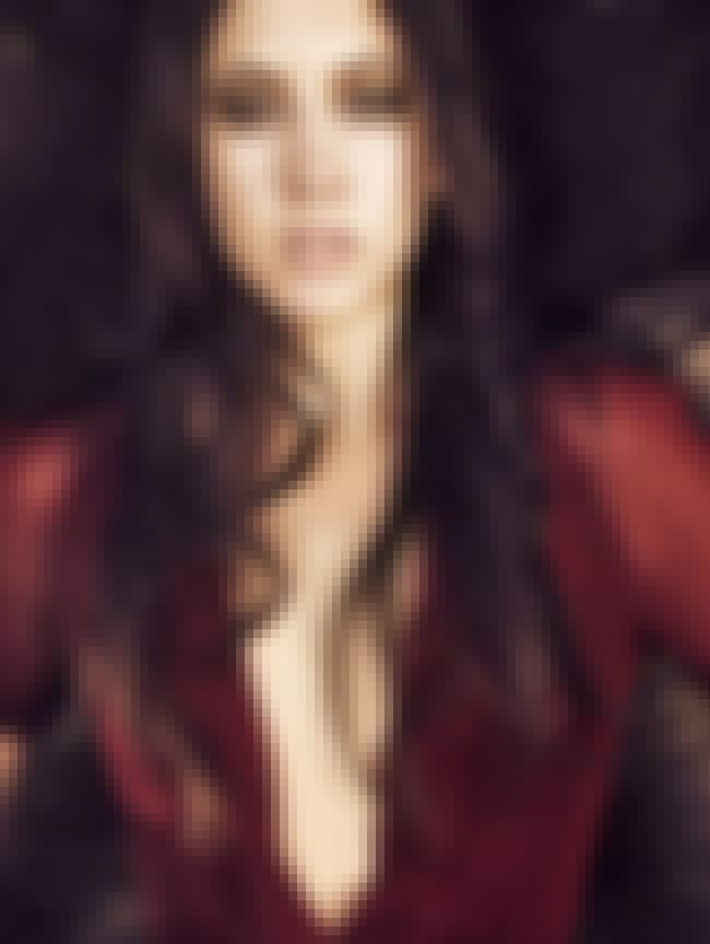 Vanessa Carlton in a Red Low C... is listed (or ranked) 4 on the list Hottest Vanessa Carlton Photos