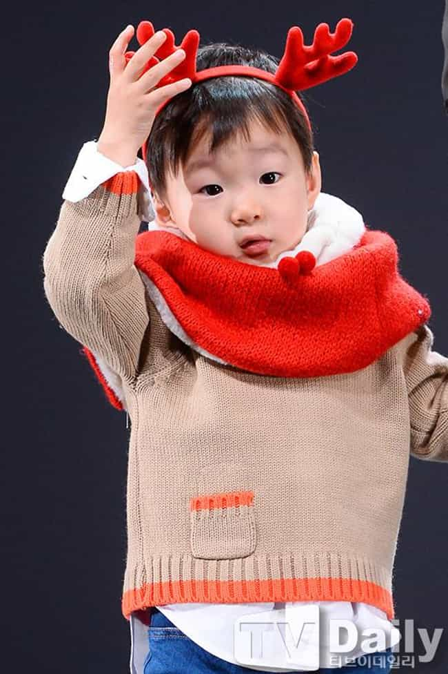 Song Daehan is listed (or ranked) 1 on the list The Cutest Children of Korean Celebrities