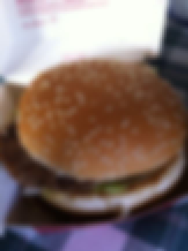 Poor Man's Big Mac is listed (or ranked) 1 on the list McDonald's Secret Menu Items
