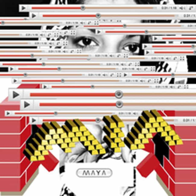 Maya is listed (or ranked) 1 on the list The Best M.I.A. Albums of All Time