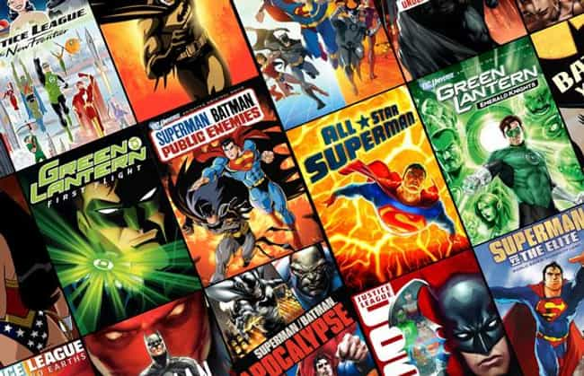It's a DC Animated Film is listed (or ranked) 1 on the list 12 Reasons to Watch Justice League: Throne of Atlantis