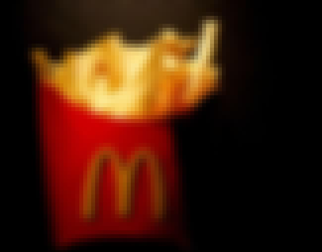 McCheese Fries is listed (or ranked) 5 on the list McDonald's Secret Menu Items