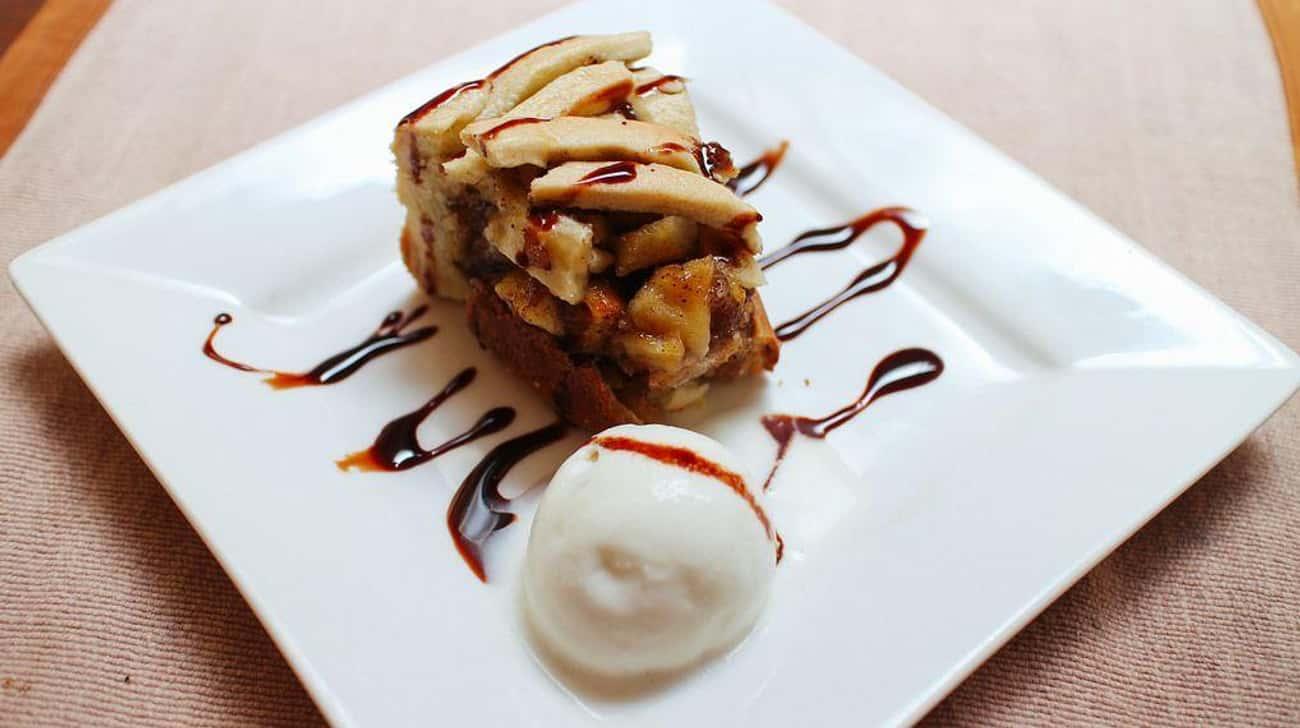 Apple Pie a la Mode is listed (or ranked) 3 on the list McDonald's Secret Menu Items