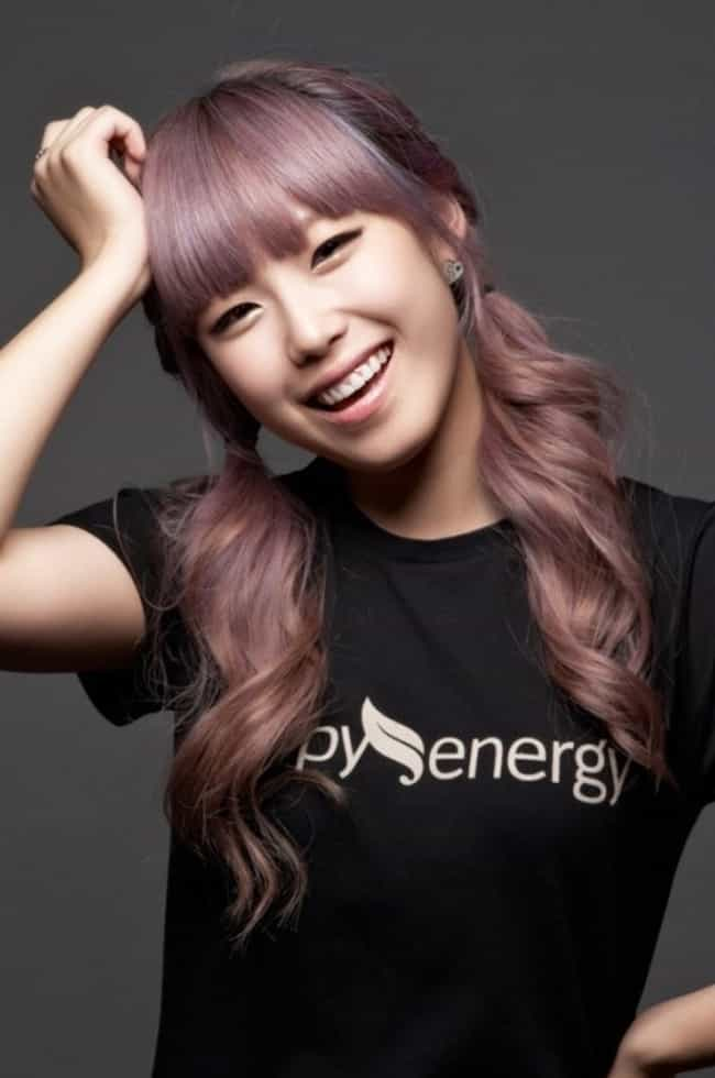 Light Purple is listed (or ranked) 3 on the list The Best Hair Colors For Asians