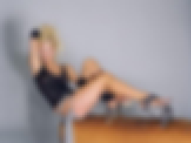 Paris Hilton Wearing Black Ope... is listed (or ranked) 4 on the list The Best Paris Hilton Feet Pics