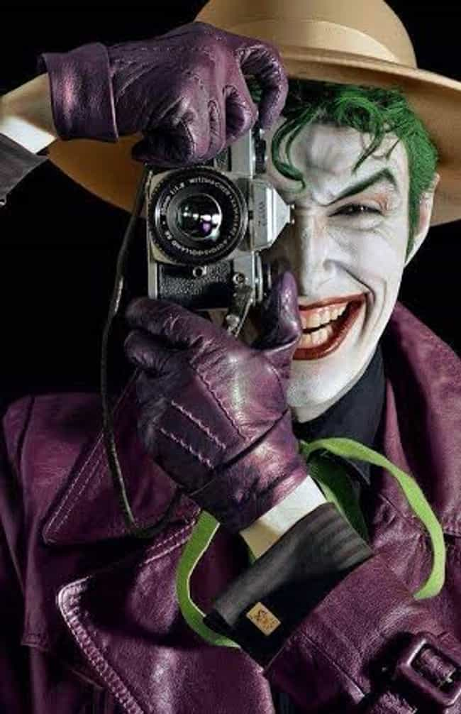 The Killing Joke is listed (or ranked) 3 on the list The Best Fan Recreations of Comic Book Covers