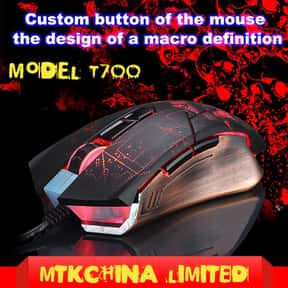 Mtkchina Limited is listed (or ranked) 21 on the list The Best Mouse Manufacturers