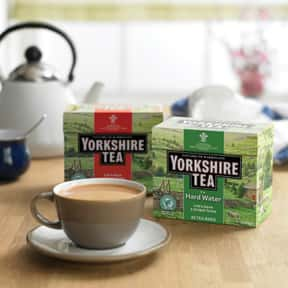 Yorkshire Tea is listed (or ranked) 16 on the list The Most Quintessential British Brands