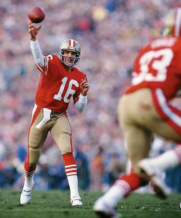 """Joe Montana (Super Bowl XXIV) is listed (or ranked) 2 on the list The Best """"Big Game"""" Performances by a Quarterback"""