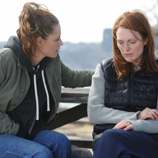 I Don't Have to Be Fair is listed (or ranked) 4 on the list Still Alice Movie Quotes