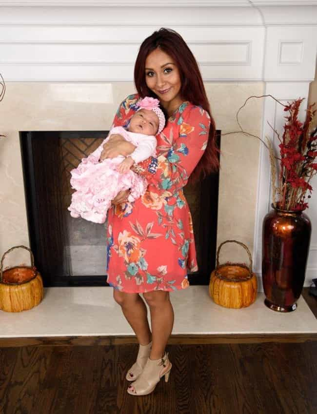 Nicole Polizzi (Now) is listed (or ranked) 4 on the list The Cast of Jersey Shore: Then and Now