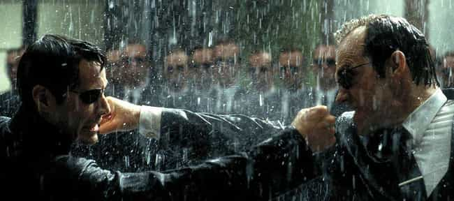 The Rain Wasn't Just Water is listed (or ranked) 2 on the list 37 Things You Didn't Know About 'The Matrix' Trilogy