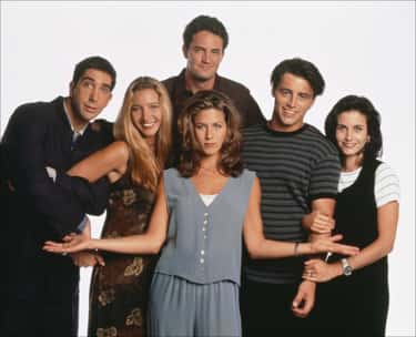 All Cast Salary Negotiations W is listed (or ranked) 1 on the list 43 Things You Didn't Know About 'Friends'