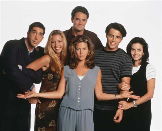 All Cast Salary Negotiations W... is listed (or ranked) 1 on the list 47 Things You Didn't Know About Friends