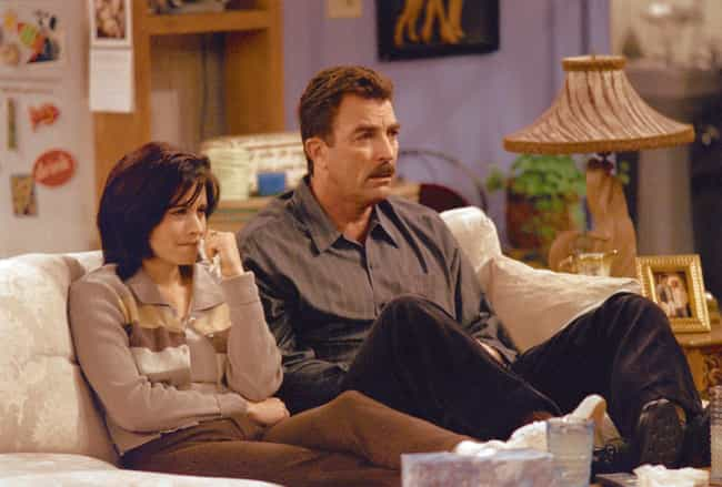 Tom Selleck Was TOO Good is listed (or ranked) 6 on the list 47 Things You Didn't Know About Friends