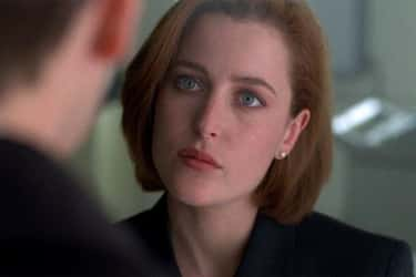 Gillian Anderson Spent Most Of is listed (or ranked) 1 on the list 26 Things You Didn't Know About The X-Files
