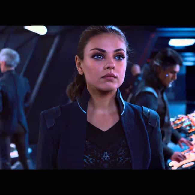 Not the Only Inhabited Planet is listed (or ranked) 3 on the list Jupiter Ascending Movie Quotes