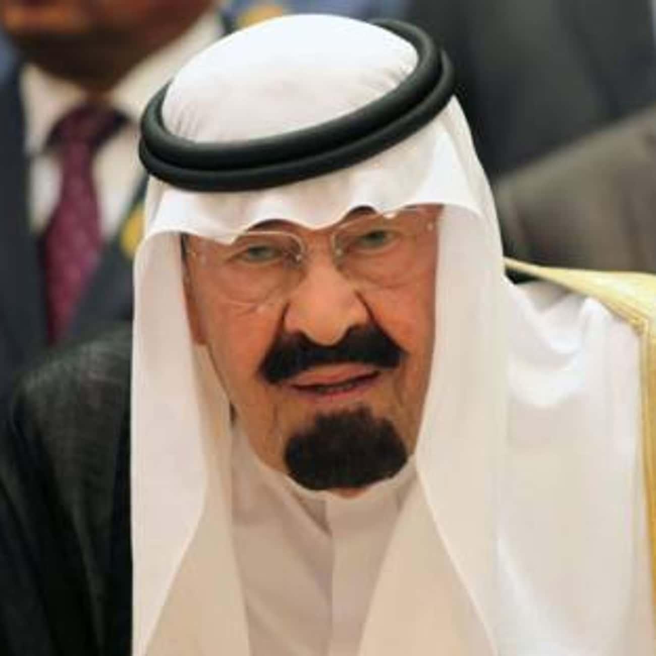 Abdullah bin Abdulaziz Al Saud is listed (or ranked) 4 on the list Members of the House Of Saud