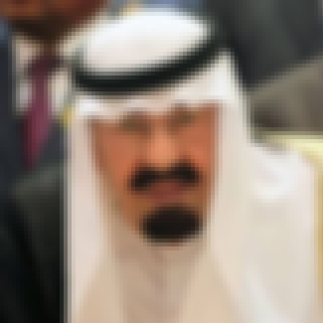 Abdullah bin Abdulaziz Al Saud is listed (or ranked) 4 on the list Members of the House Of Saud
