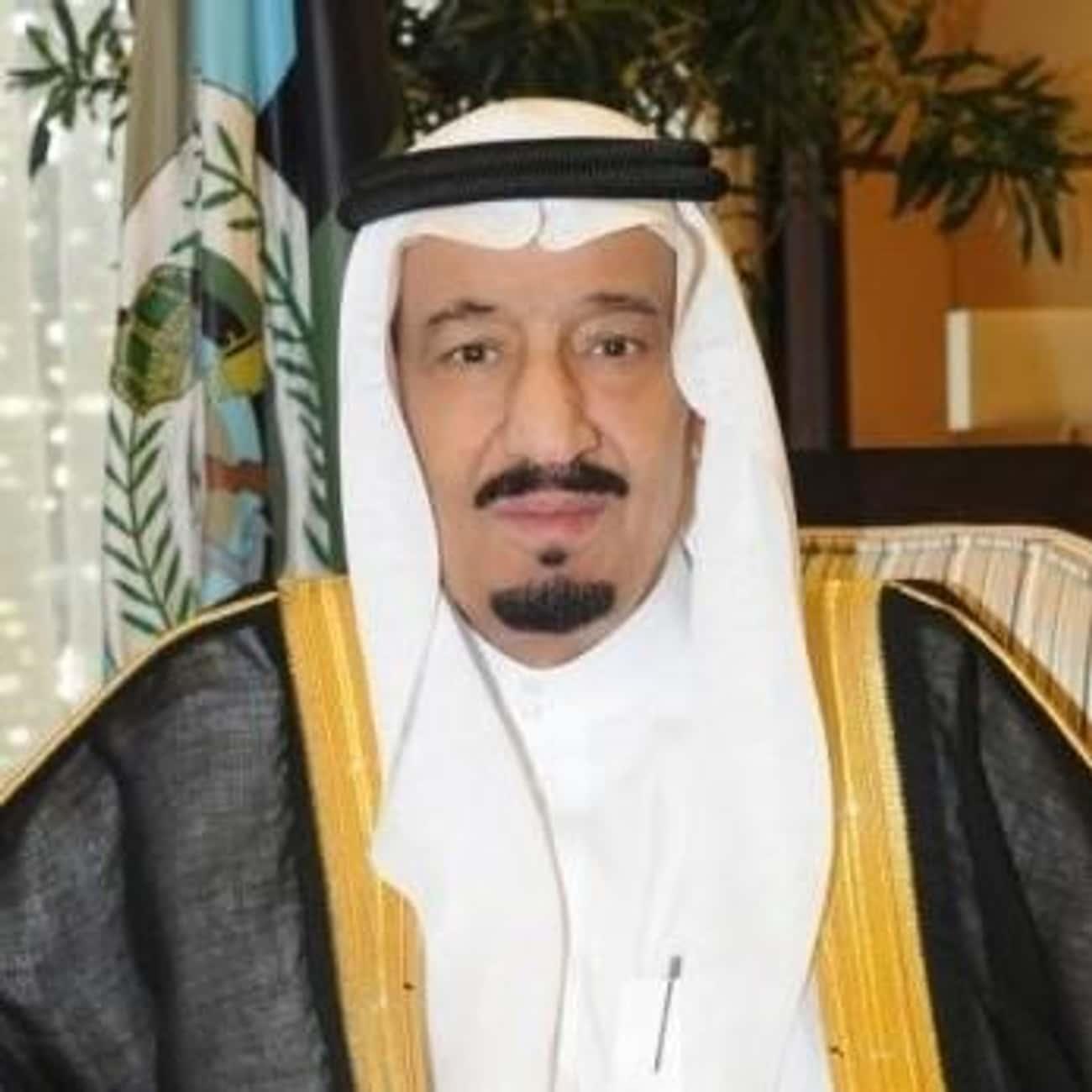 Salman bin Abdul-Aziz Al Saud is listed (or ranked) 2 on the list Members of the House Of Saud