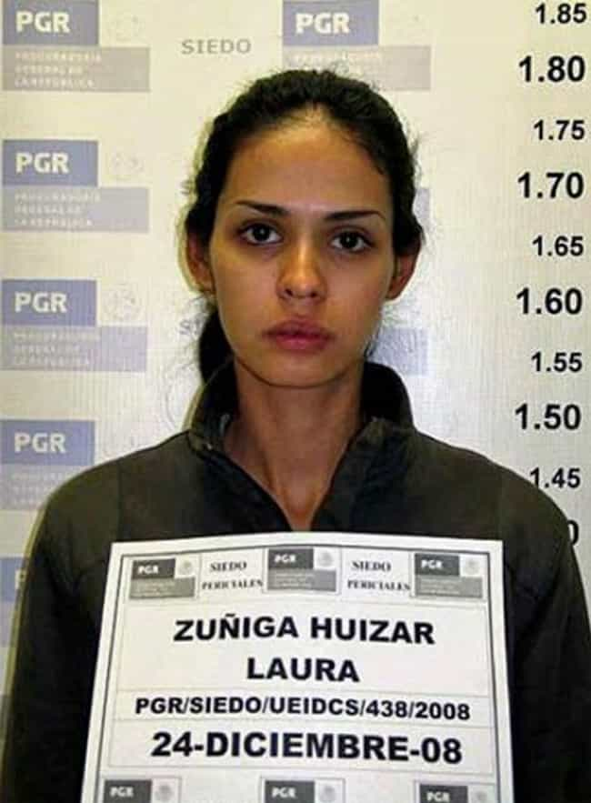 Laura Zuniga Smuggles All the ... is listed (or ranked) 2 on the list The Biggest Beauty Pageant Scandals to Ever Surface