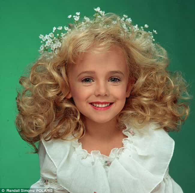 The Horror of JonBenet Ramsey is listed (or ranked) 1 on the list The Biggest Beauty Pageant Scandals to Ever Surface