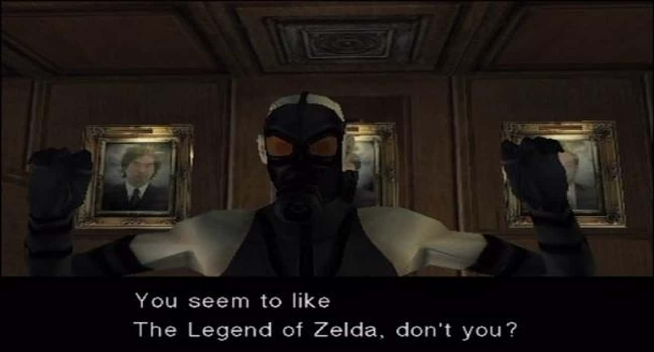 Psycho Mantis Knows What You L is listed (or ranked) 3 on the list The Greatest Video Game Easter Eggs of All Time
