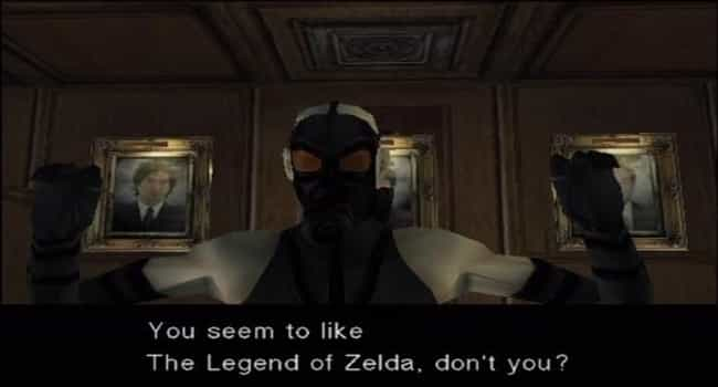 Psycho Mantis Knows What You L... is listed (or ranked) 3 on the list The Greatest Video Game Easter Eggs of All Time