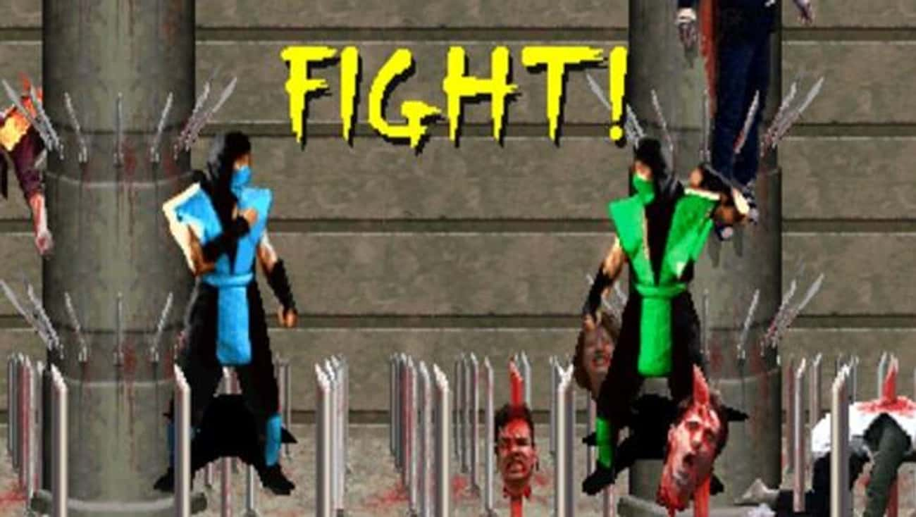 How to Fight in Reptile in Mor is listed (or ranked) 4 on the list The Greatest Video Game Easter Eggs of All Time
