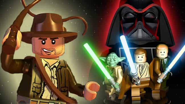 Play as Indiana Jones in Lego ... is listed (or ranked) 4 on the list The Greatest Video Game Easter Eggs of All Time